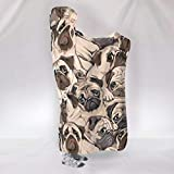 Zoom IMG-1 Rinvyintte Pug puppy dog Cozy