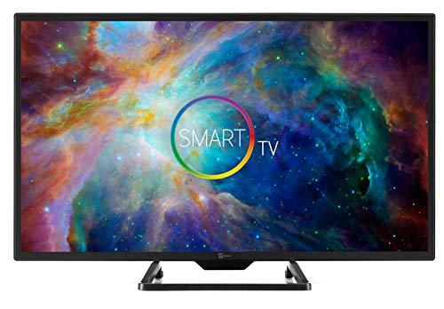TV 24 POLLICI SMART ANDROID SLIM TELESYSTEM 12/220V
