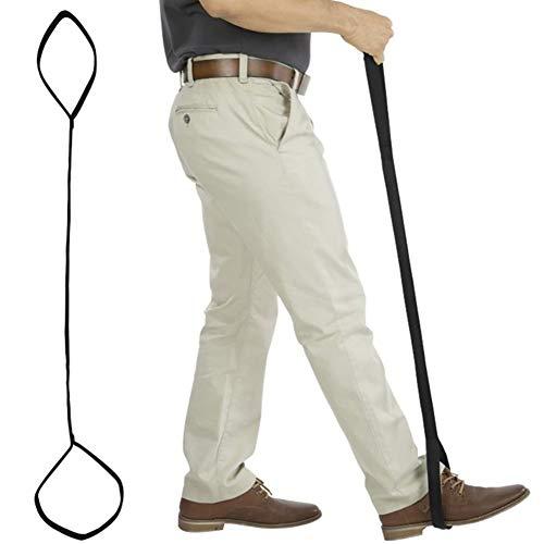 XER Heben Hilfe Beinhebehilfe Dual Griff Bein Heber Mobilität Gerät Positionierung Hilfe zum Einstellen Platzierung 115 cm / 45.3in.