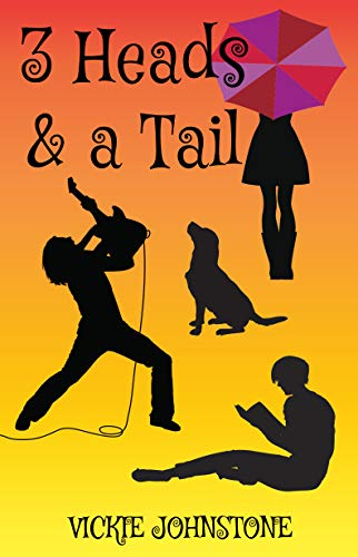 Book: 3 Heads & a Tail by Vickie Johnstone