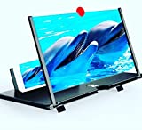 Mobile Phone Video Amplifier/Enlarged Screen Magnifier/Mobile Accessories