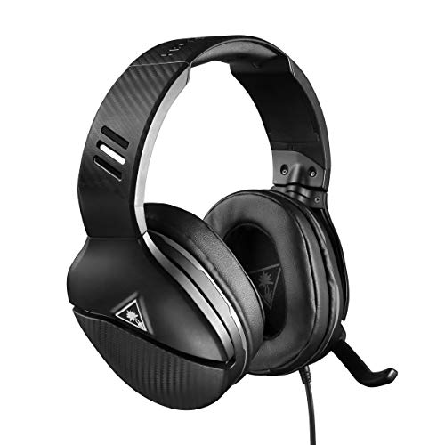 Turtle Beach Recon 200 Cuffie Gaming Amplificate per PlayStation 4, Cablate