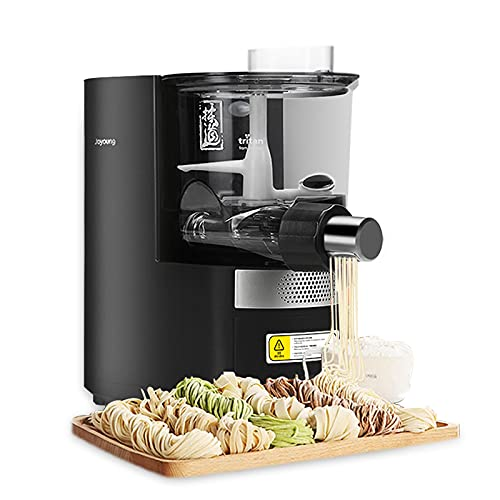 Joyoung's upgraded automatic water-filling noodle maker M6-L20, Intelligent weighing, with Noodles...