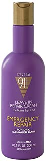 Hayashi 911 Leave-in Repair Cream, 10.1 Fluid Ounce