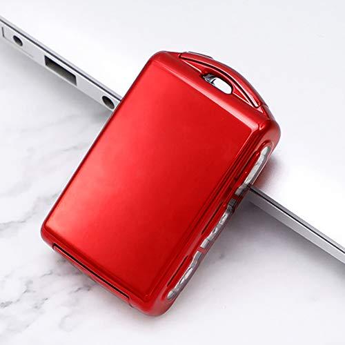 Ontto - Funda para llave de coche Volvo (silicona TPU, para mando a distancia, para Volvo xc60, xc90