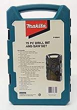 Makita P-90641 Juego de sierra de taladro