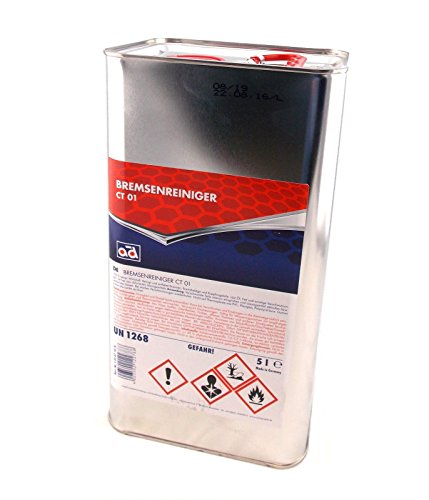 AD Chemie Bremsenreiniger Ct 01 5L Blech Kanister Bremsenreinigung Scheiben Trommel Scheibenbremse Trommelbremse 4050710K