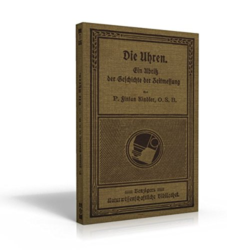 Die Edelsteine und Ihre Bearbeitung für Uhrmacherei ... (1923) Das Fassen von Lagersteinen für Uhren (1944)