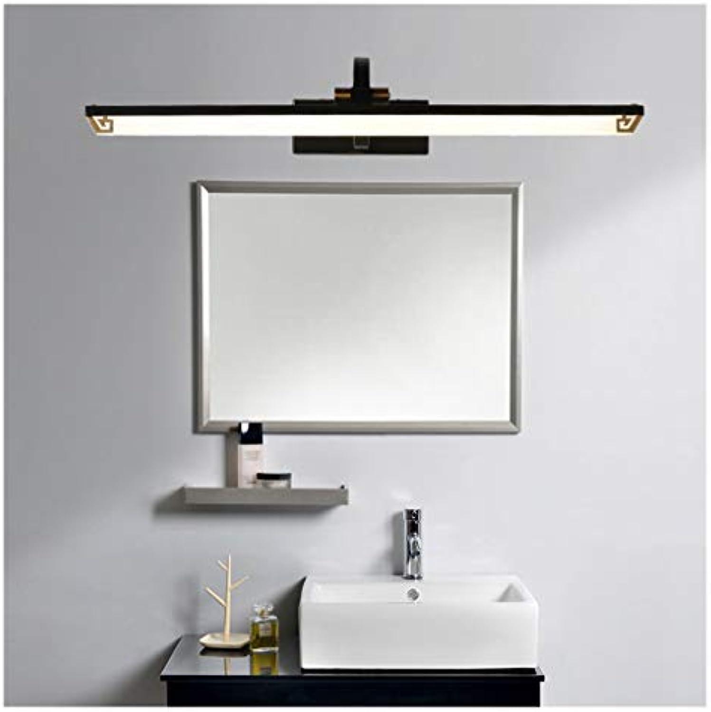THOR-BEI Spiegel Frontlampe Badezimmer Kabinett Led Bad Einfache Spiegel Lampe Spiegel Retro Spiegel Kabinett Lampe Make-Up Lampe -744Spiegellampen (gre   53cm)