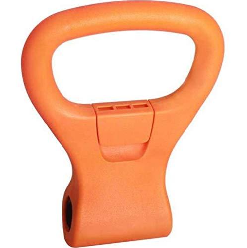 ZAIZAI Kettlebells Kettlebells Set Kettlebells - Kettlebells Ajustable Peso Grip Portátil Entrenamiento - Accesorio De Viaje para Bolsa De Gimnasio Levantamiento De Pesas Culturismo