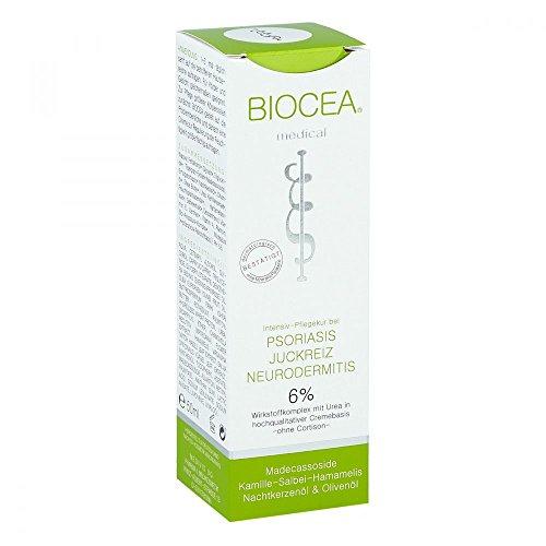 BIOCEA Psoriasis Juckreiz Neurodermitis Creme 50 ml