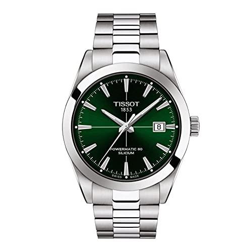 Tissot Gentleman Powermatic 80 Silicium T127.407.11.091.01 reloj de hombre de acero