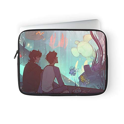Voltron Klance Lance Keith Laptop Sleeve Bag Compatible with MacBook Pro, MacBook Air, Notebook Computer, Water Repelle