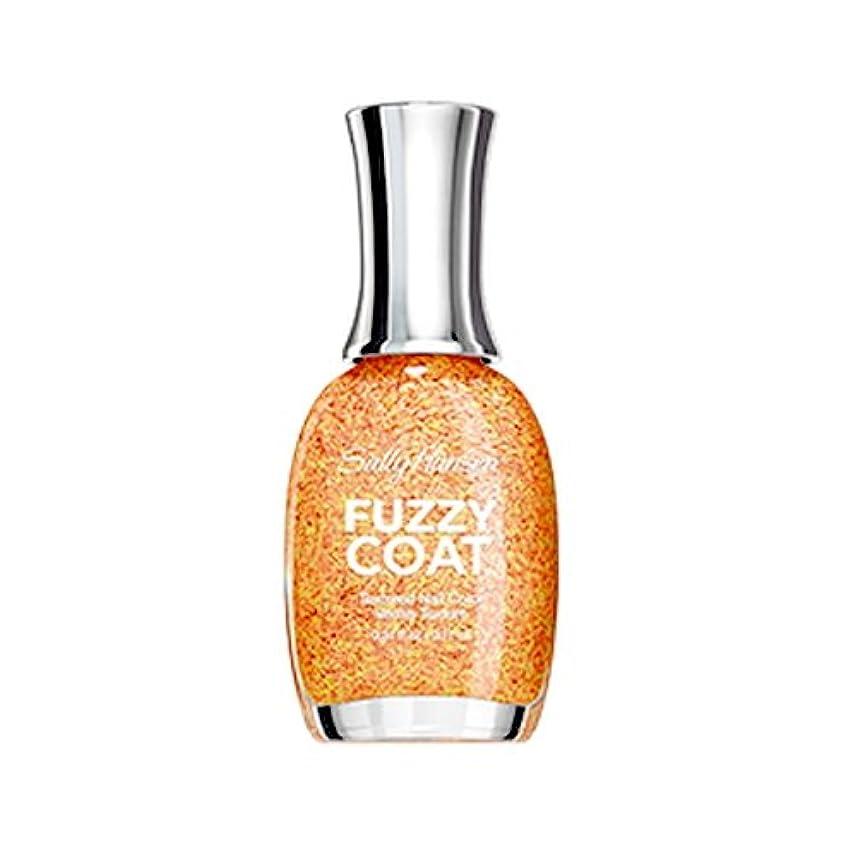 住人独立調整(6 Pack) SALLY HANSEN Fuzzy Coat Special Effect Textured Nail Color - Peach Fuzz (並行輸入品)
