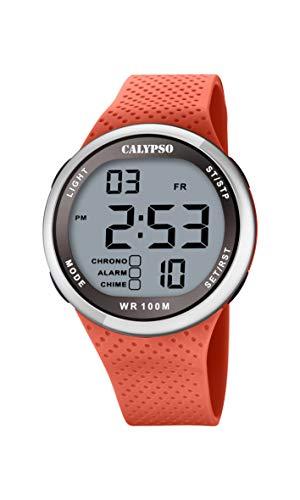 Calypso Reloj para de Cuarzo con Correa en plástico K5785/2