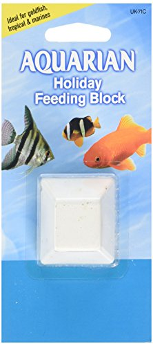 Aquarian Holiday Feeding Block, 28g