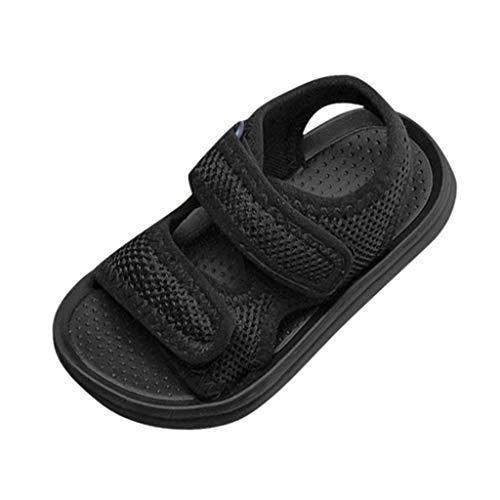 YWLINK Sandalias Deportivas para NiñOs Zapatillas De Playa Antideslizantes De Verano con Punta Abierta Confort De Fondo Suave Zapatos De Casa Zapatos De Estudiante Regalo De CumpleañOs Fiesta