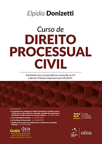 Curso Direito Processual Civil