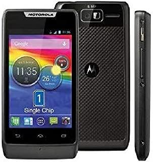 Motorola RAZR D1 4GB, 1GB,Black - Smartphone