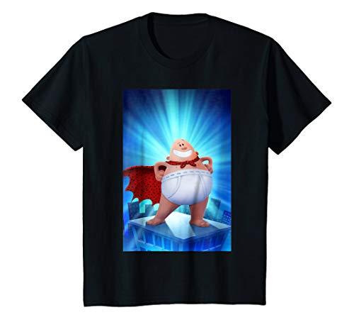Kids DreamWorks Captain Underpants Iconic Pose T-Shirt