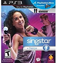 NEW SingStar + Dance MOVE (Videogame Software)