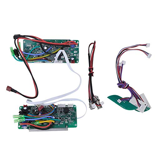 BYARSS Controll Board,Scooter Controller Dual System, Universal Electric Selbstausgleichender Scooter Universal Motorantriebskreis Dual System Control Board Controller 36V