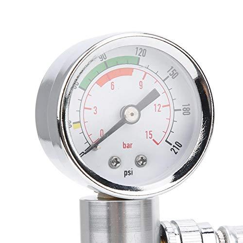 Compresa de Aire Manual del inflador de la presión de Aire, para la Bola Inflable