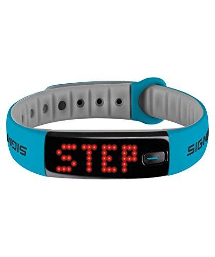 Sigma Activity Tracker ACTIVO, sky blue, 22911