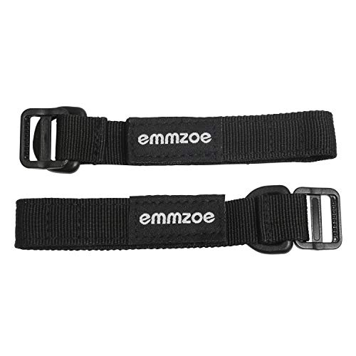 Emmzoe Parent Stroller Organizer Extension Strap for Double Wide Strollers