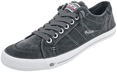 Dockers by Gerli Herren 30st027-790200 Sneaker, Grau Grau 200, 42 EU