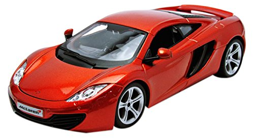 Bburago - 21074or - Mclaren - Mp4-12c - Échelle 1/24