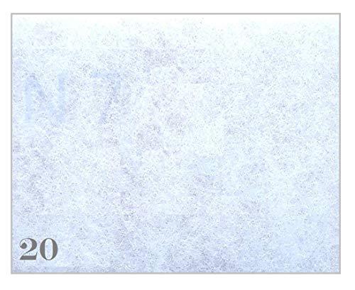 20Filtro Filtro de repuesto para Meltem Classicline a partir de 99–200x 160mm–Filtro clase G2–VF de cl V de II VF