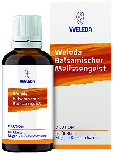 WELEDA Balsamischer Melissengeist, 50ml