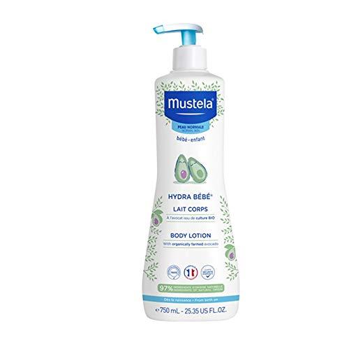 Mustela HYDRA BEBE body milk 750 ml
