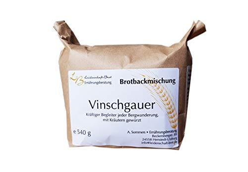 Vinschgauer Brotbackmischung