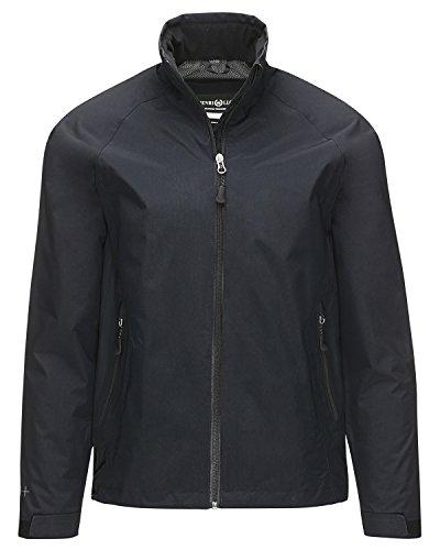 Henri Lloyd Breeze Inshore Segeln & Yachting Coat Jacket Coat Schwarz - Leichtgewicht. Wasserdicht und atmungsaktiv