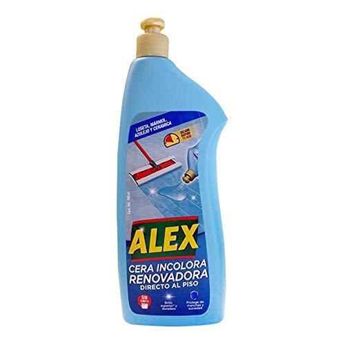 Abrillantador De Pisos marca Alex