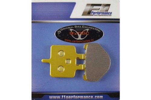 One Pair F1 Grimeca System 7 Sintered Disc Brake Pads