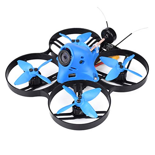 BETAFPV Beta85X HD 4S TBS Crossfire Brushless CineWhoop Quadcopter with F4 V2 FC BLHeli_32 16A ESC Turtle V2 Camera OSD Smart Audio 5000KV 1105 Motor XT30 Cable for Cine Whoop Drone