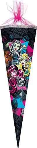 Familando Monster High Panikparty große Schultüte / Zuckertüte 85cm Pass. zum Schulranzen