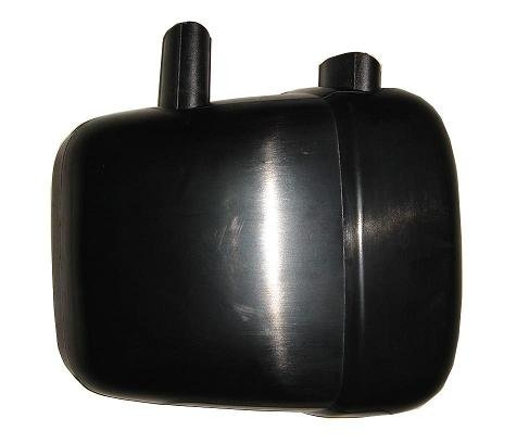 Retrovisor pequeño auxiliar negro VOLV. TRUCK FM-FH - 01/'0212/'07 - SX