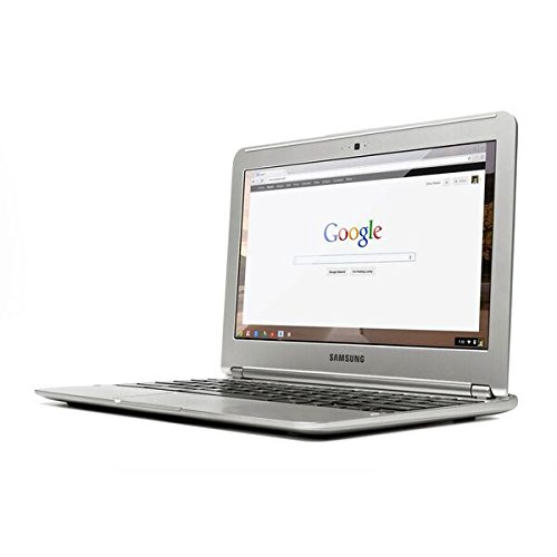 Samsung Chromebook XE303 11.6 inches Chrome Silver (Rxynos5/ 16gb ssd/ 2gb/ddr3) (Renewed)