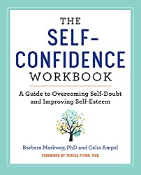 Cover of book - the Self Confidence Workbook