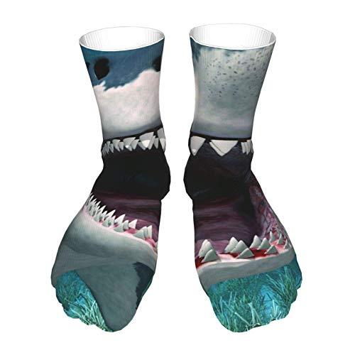 Dickere Socken Herren Damen Neuheit Crew Socken Lustige Verrückte Socken Geschenk...
