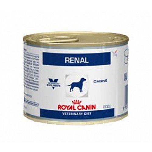 Royal Canin - Renal - Comida húmeda para perro,200 g–Alimentos húmedos dietéticos para perros 🔥