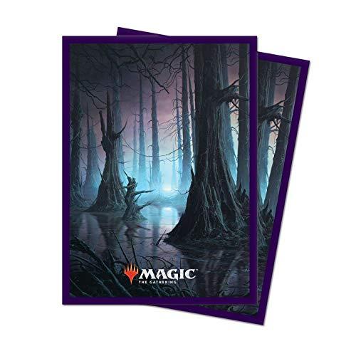Card Sleeves - Unstable Swamp (100)