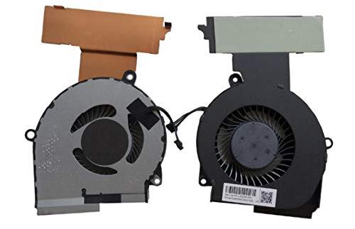 Reemplazo para ventilador de refrigeración de CPU HP Omen serie TPN-Q211 L30203-001 (CPU)