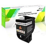 Cartucho de tóner Compatible CS317 CX317 CS417 CX417 CS517 CX517 Negro Capacidad estándar 3000 páginas para impresoras Lexmark CS317dn CX317dn CS417dn CX417de CS517de CX517de GREENPRINT