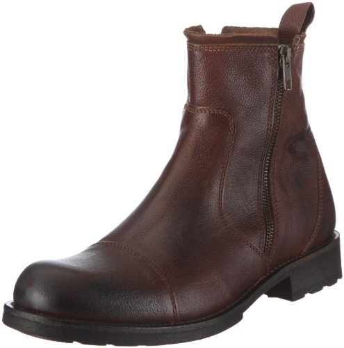 camel active Nevada 13 309.13.02, Herren Stiefel, Braun (brandy), EU 42.5 (UK 8.5)