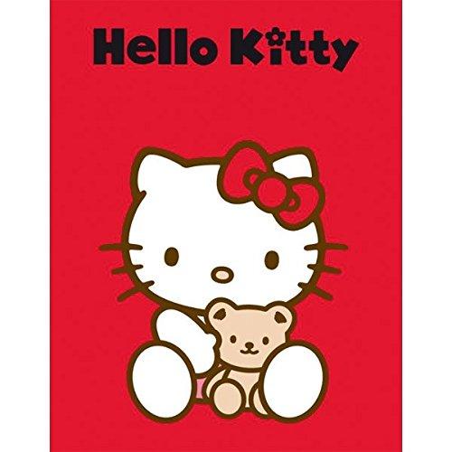 Manta polar Hello Kitty 125 x 160 cm
